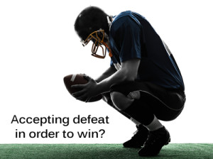 defeat sports, win sports, accepting defeat
