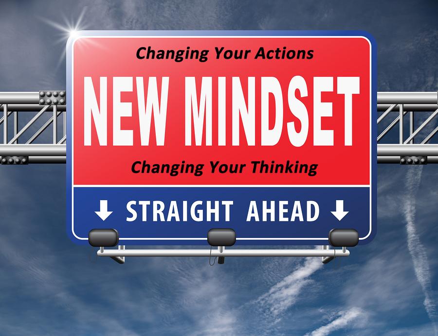 change thinking new mindset